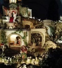 Belén de la iglesia de San Bartolome