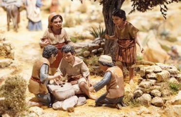 Belen Popular de Hoyo de Manzanares
