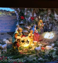 Belen de las Carmelitas Descalzas del Cerro de Los Angeles