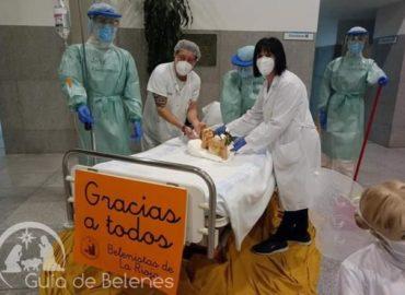Belén del Hospital San Pedro